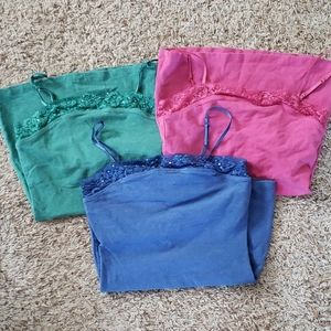 Express LOT of Camisoles Size XS